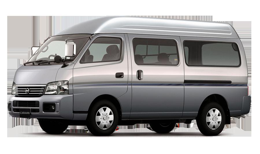 Nissan Caravan (10-12 str)